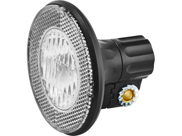 Union Lampe halogène en plastique, black